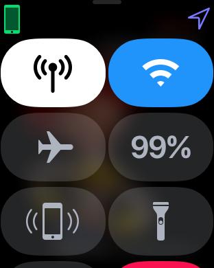 watchOS4.1 Wi-Fi