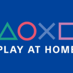 PS4 Play at Home