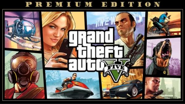 GTA5 無料 EpicGames