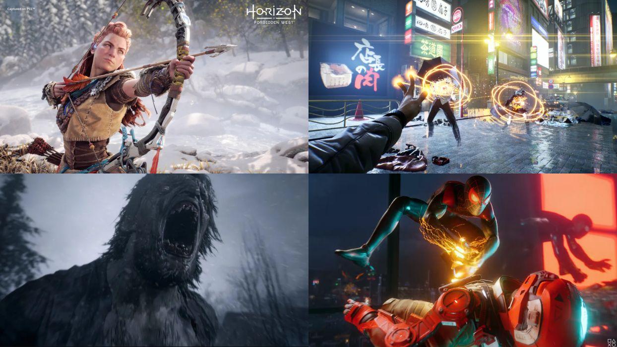 PS5 発売予定のゲーム