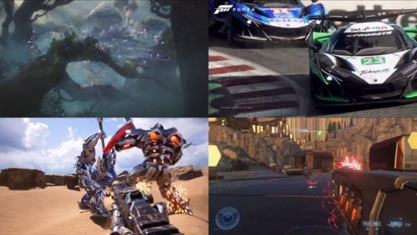 Xbox Series X向けの注目ゲーム