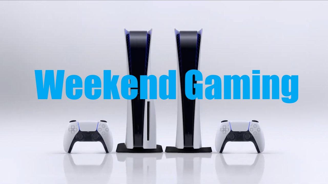 週末ゲーミング 5 PS5