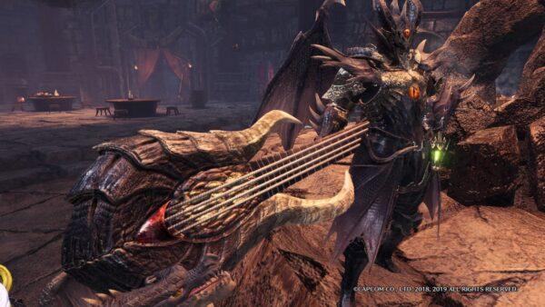 MHW アイスボーン 狩猟笛 ドラゴンEX
